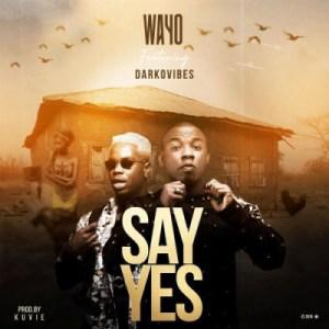Wayo - Say Yes (Prod By Kuvie) ft. Darkovibes